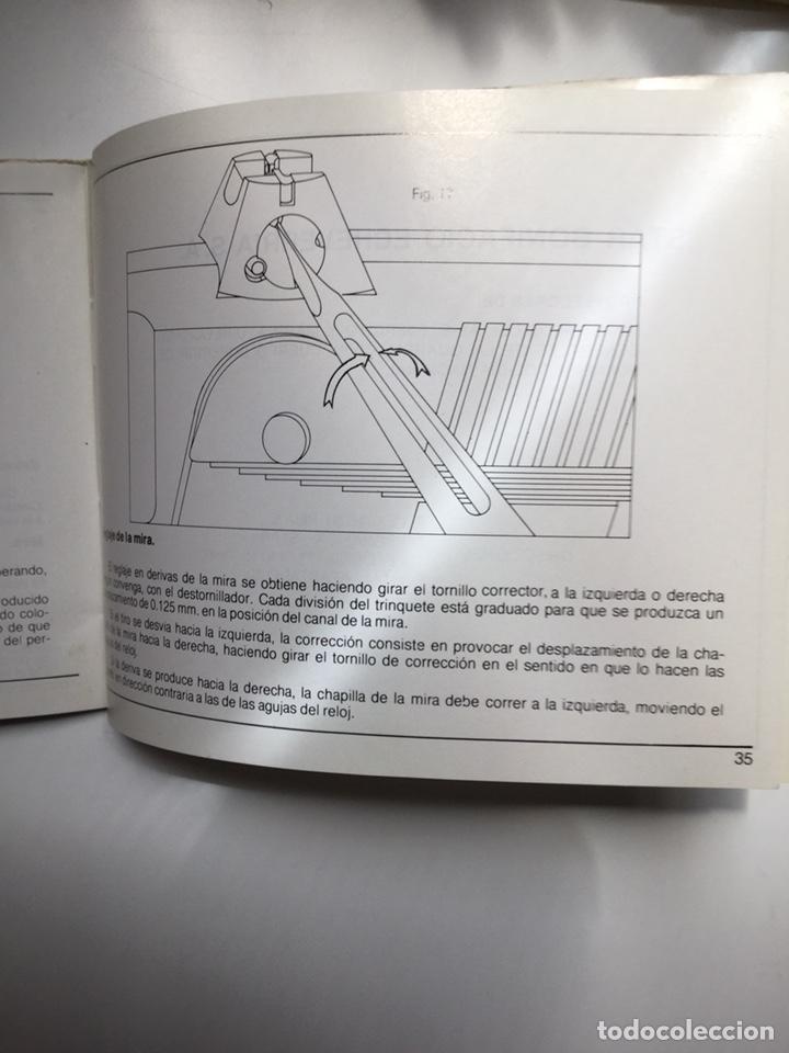 Militaria: Manual pistola Star modelo 28 PK Policía Nacional - Foto 7 - 169083097