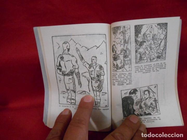 Militaria: MANUAL DEL ACAMPADO - EDICIONES FRENTE DE JUVENTUDES. MADRID. 1950 - Foto 8 - 171349958