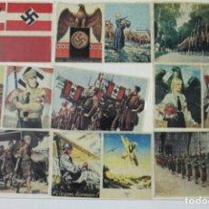Militaria: LAMINA PROPAGANDA DE LAS HITLERJUGEN. Lote 172473752