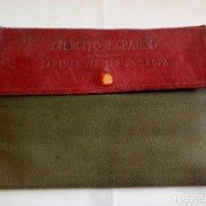 Militaria: CARTILLA MILITAR DE TROPA CON SU DOCUMENTACIÓN. Lote 172689218