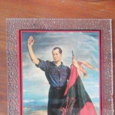 Militaria: LAMINA JOSE ANTONIO PRIMO DE RIBERA BONO DE AYUDA . Lote 172749382