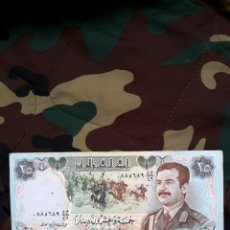 Militaria: BILLETE DE IRAK. Lote 173467050