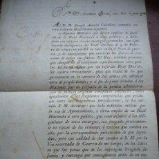 Militaria: REAL ORDEN MILITAR DEL AÑO 1800. Lote 174517914