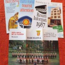 Militaria: ESPAÑA - GUARDIA URBANA DE BARCELONA . Lote 178896267