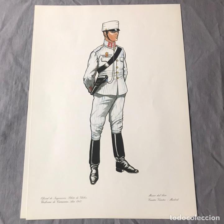 "Militaria: ANTIGUA SERIE DEL 1 al 7 ""EL UNIFORME EN LA HISTORIA"" - Foto 5 - 183554597"