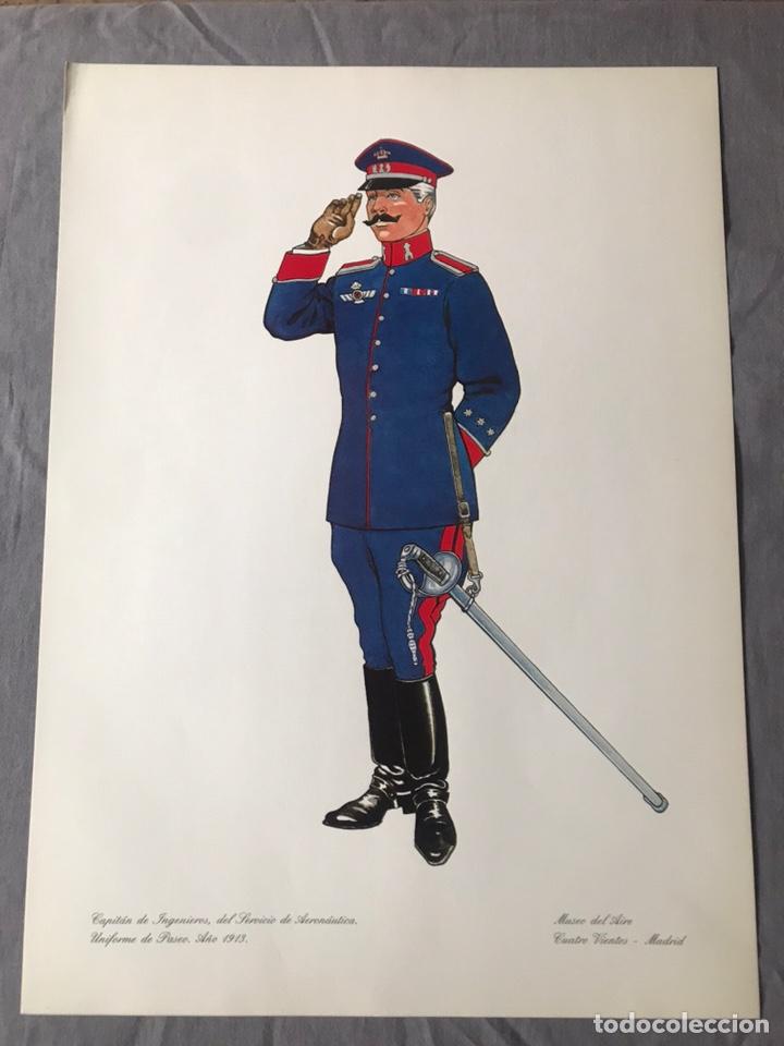 "Militaria: ANTIGUA SERIE DEL 1 al 7 ""EL UNIFORME EN LA HISTORIA"" - Foto 8 - 183554597"