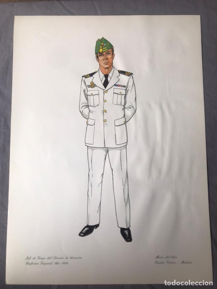 "Militaria: ANTIGUA SERIE DEL 1 al 7 ""EL UNIFORME EN LA HISTORIA"" - Foto 13 - 183554597"