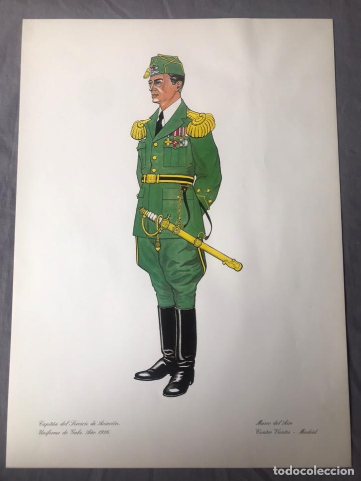 "Militaria: ANTIGUA SERIE DEL 1 al 7 ""EL UNIFORME EN LA HISTORIA"" - Foto 14 - 183554597"