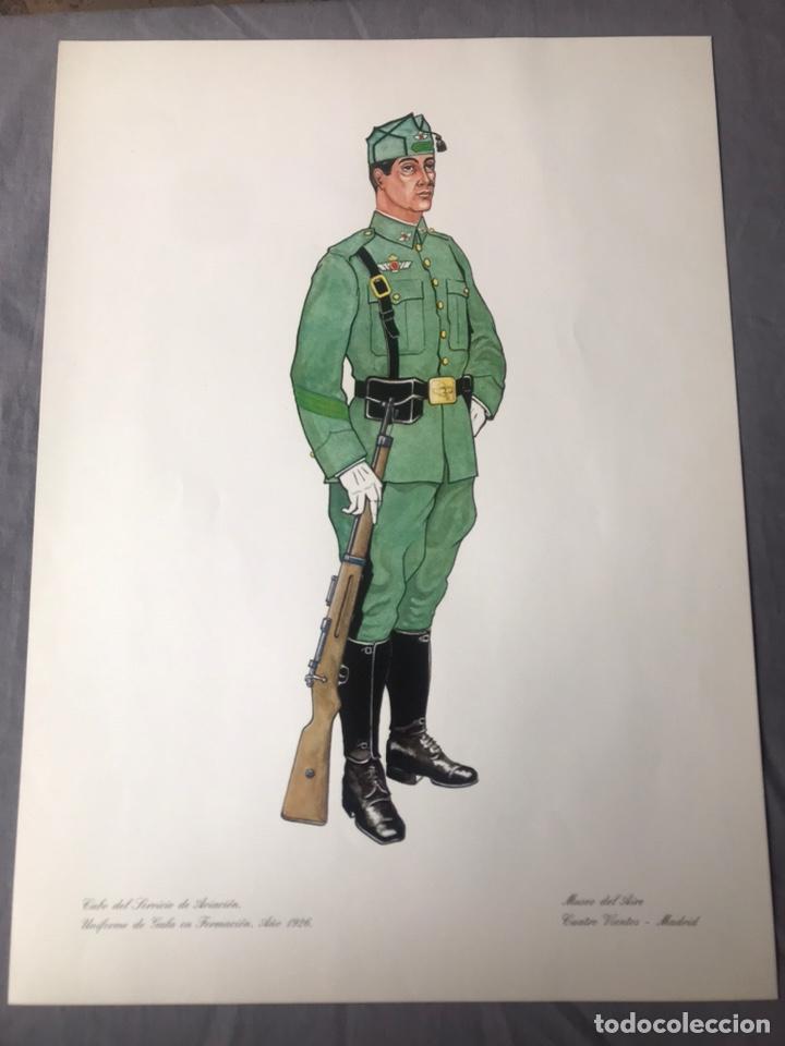 "Militaria: ANTIGUA SERIE DEL 1 al 7 ""EL UNIFORME EN LA HISTORIA"" - Foto 16 - 183554597"