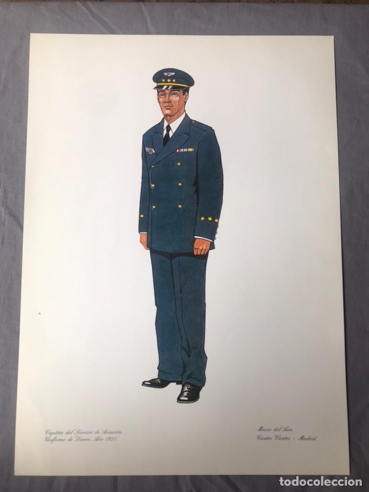 "Militaria: ANTIGUA SERIE DEL 1 al 7 ""EL UNIFORME EN LA HISTORIA"" - Foto 18 - 183554597"