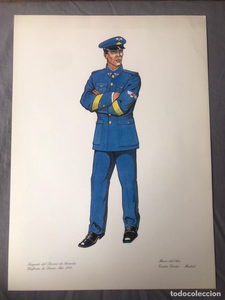 "Militaria: ANTIGUA SERIE DEL 1 al 7 ""EL UNIFORME EN LA HISTORIA"" - Foto 19 - 183554597"