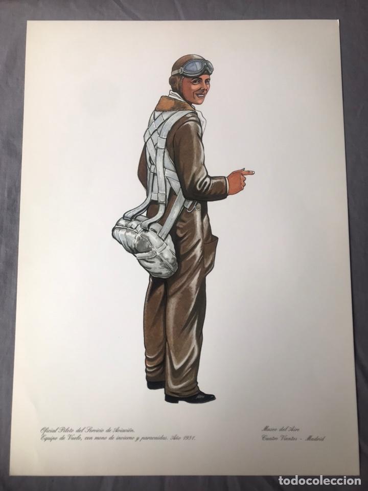 "Militaria: ANTIGUA SERIE DEL 1 al 7 ""EL UNIFORME EN LA HISTORIA"" - Foto 21 - 183554597"