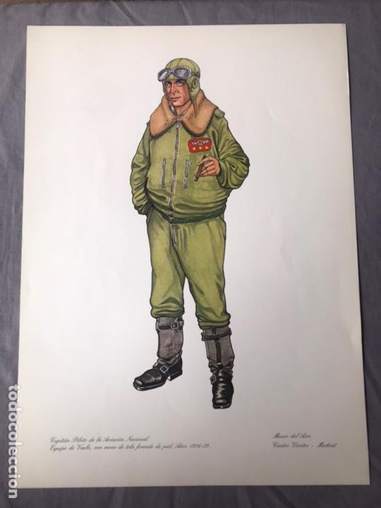 "Militaria: ANTIGUA SERIE DEL 1 al 7 ""EL UNIFORME EN LA HISTORIA"" - Foto 28 - 183554597"