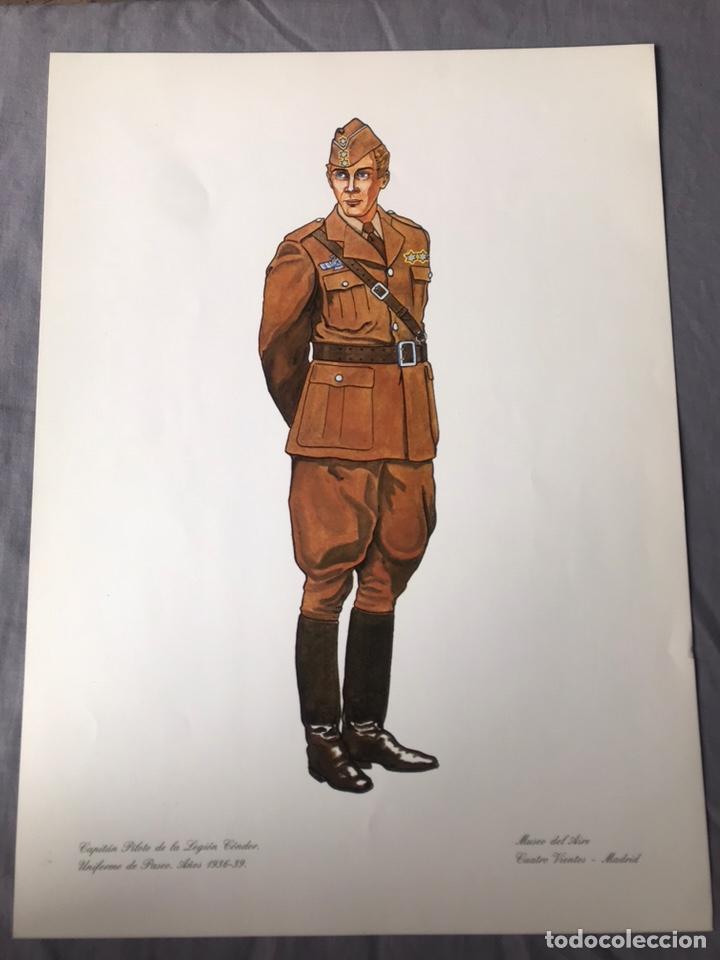 "Militaria: ANTIGUA SERIE DEL 1 al 7 ""EL UNIFORME EN LA HISTORIA"" - Foto 31 - 183554597"