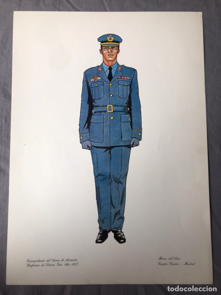 "Militaria: ANTIGUA SERIE DEL 1 al 7 ""EL UNIFORME EN LA HISTORIA"" - Foto 35 - 183554597"
