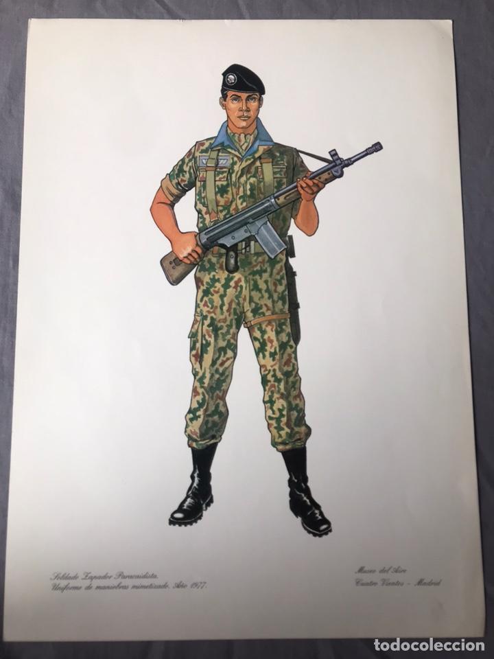 "Militaria: ANTIGUA SERIE DEL 1 al 7 ""EL UNIFORME EN LA HISTORIA"" - Foto 36 - 183554597"