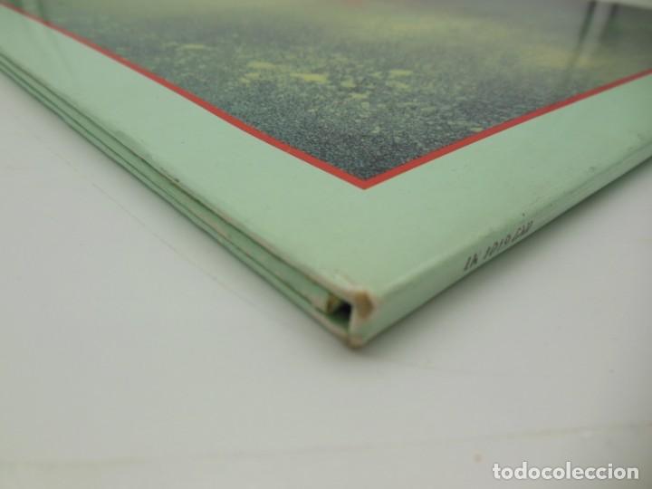 Militaria: Triple LP con el Libro Verde de Muamar Al Gadafi - Dedicado a Felipe Gonzalez - Foto 4 - 183732468