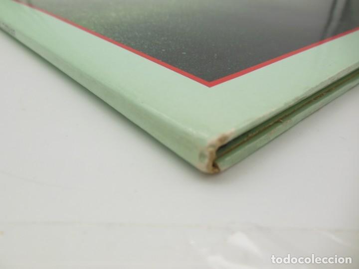 Militaria: Triple LP con el Libro Verde de Muamar Al Gadafi - Dedicado a Felipe Gonzalez - Foto 6 - 183732468