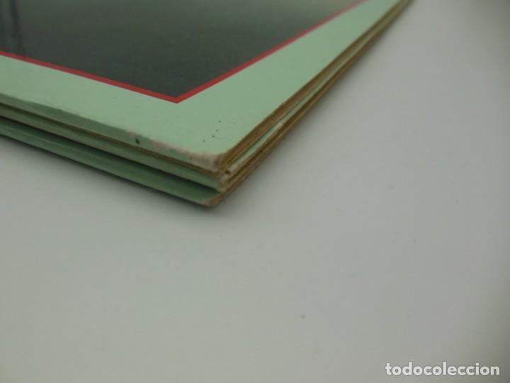 Militaria: Triple LP con el Libro Verde de Muamar Al Gadafi - Dedicado a Felipe Gonzalez - Foto 7 - 183732468