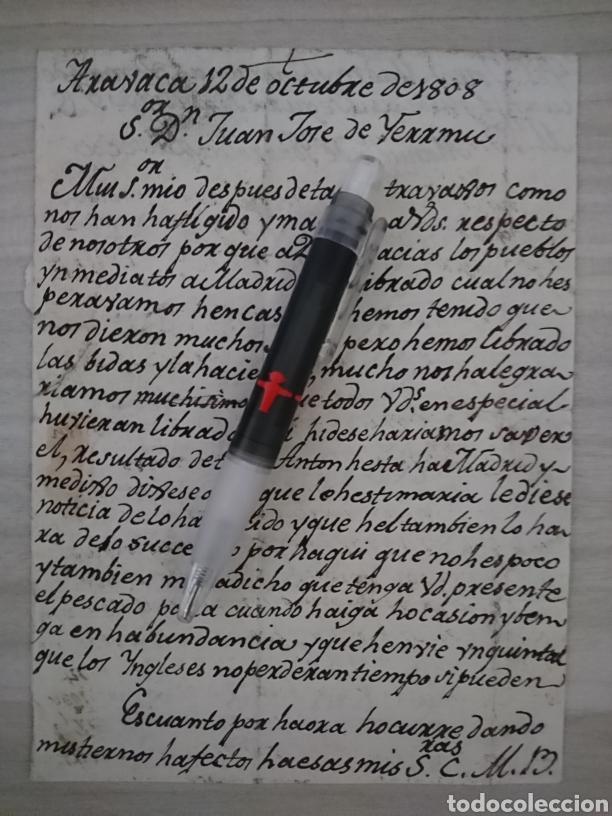 ARAVACA (MADRID) GUERRA DE LA INDEPENDENCIA 1808 (Militar - Propaganda y Documentos)