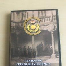 Militaria: PRIMER CENTENARIO ACADEMIA DE INTENDENCIA. Lote 190502866