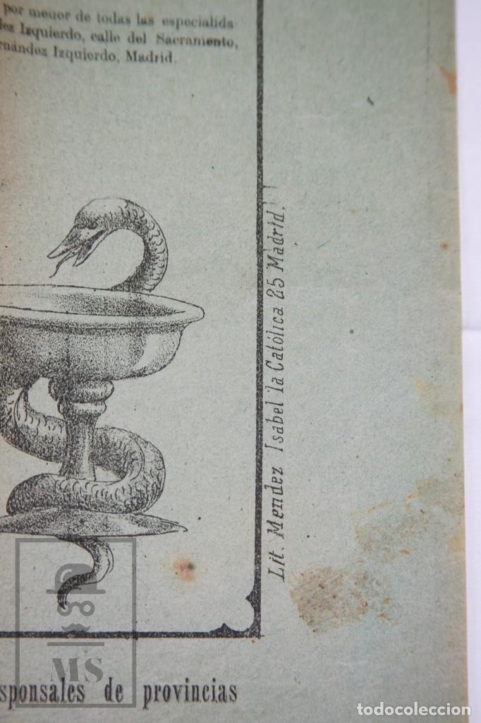 Militaria: 9 Carteles / Noticiario Ilustrado de 1ª Guerra del Rif, 1893-94 / Sucesos de Melilla - Los Tiroleses - Foto 7 - 192888580
