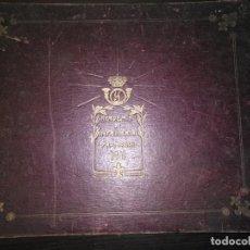Militaria: ACADEMIA DE INFANTERÍA TOLEDO, PROMOCIÓN 1911, ORLAS DE CADETES Y PROFESORADO. LEER.. Lote 193802692