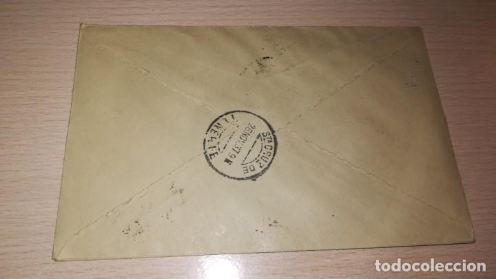 Militaria: ENTERO POSTAL GUERRA CIVIL ESPAÑOLA,SELLOS VIVA ESPAÑA.SANTA CRUZ DE TENERIFE.AÑO 1937 - Foto 2 - 194099172