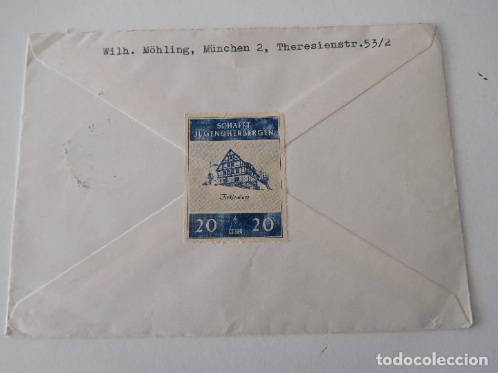 Militaria: Sobre original de la Alemania nazi - Foto 3 - 194107595