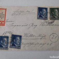 Militaria: SOBRE ORIGINAL DE LA ALEMANIA NAZI. Lote 194107701