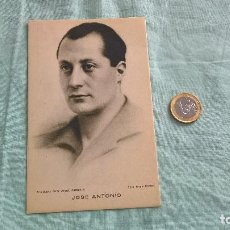 Militaria: JOSE ANTONIO..GUERRA CIVIL..JALON ANGEL..ORIGINAL... Lote 194599911