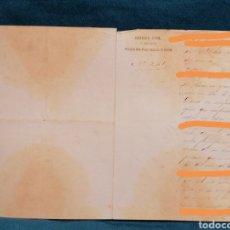 Militaria: INFORME DE DETENCIÓN DE SOSPECHOSO. GUARDIA CIVIL. CUBA. 1868.. Lote 194938146