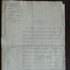 Militaria: (PXJ-200200)1908. CALLE PEDRO SAINZ DE BARANDA GUERRA INDEPENDENCIA MADRID PRIMER CENTENARIO. Lote 195008827