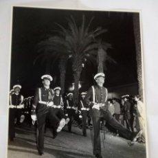 Militaria: PIQUETE TERCIO DE LEVANTE.FOTO ORIGINAL 20X15CM. Lote 195014702
