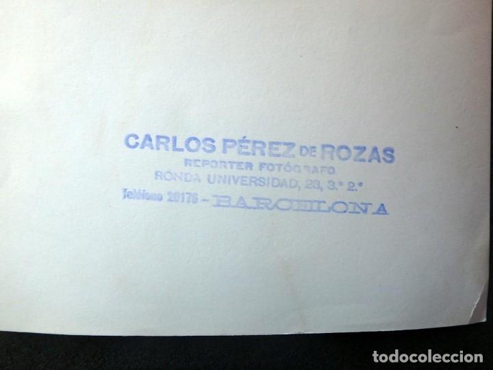 Militaria: (JX-200254)Dos fotografías del Mitin de Jose Antonio Primo de Rivera el 3 de Mayo de 1935 en Bcn . - Foto 7 - 195346623