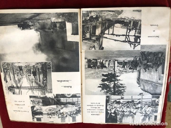 Militaria: ESTAMPAS DE LA GUERRA - ÁLBUM Nº 5 - FRENTES DE ANDALUCÍA Y EXTREMADURA (GUERRA CIVIL, REPÚBLICA) - Foto 3 - 195355613