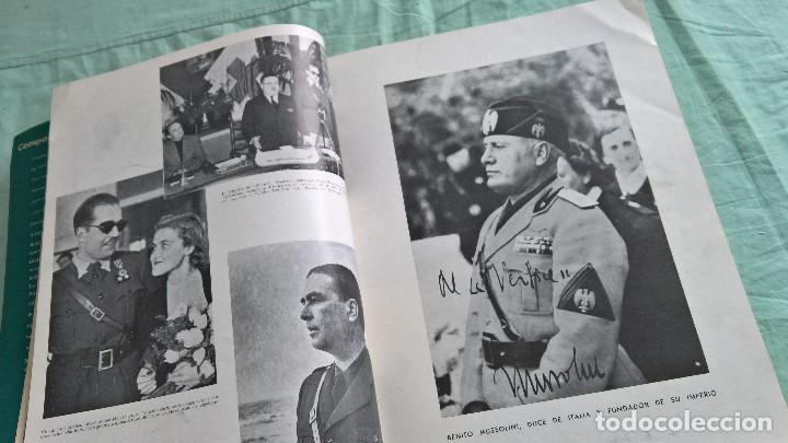 Militaria: Vertice..1938..Avance por Cataluña..revista Falange.. - Foto 5 - 195381853