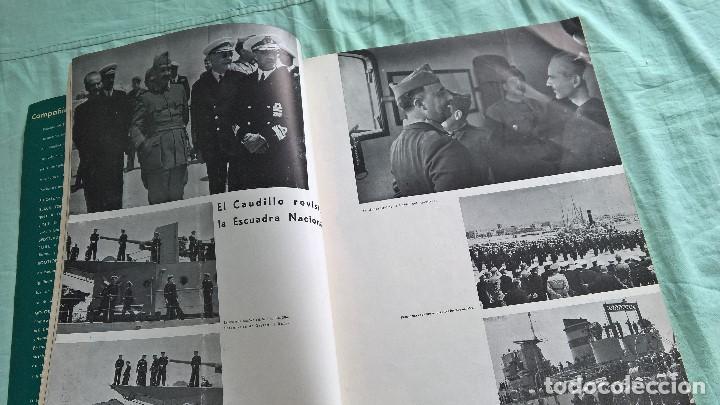 Militaria: Vertice..1938..Avance por Cataluña..revista Falange.. - Foto 6 - 195381853
