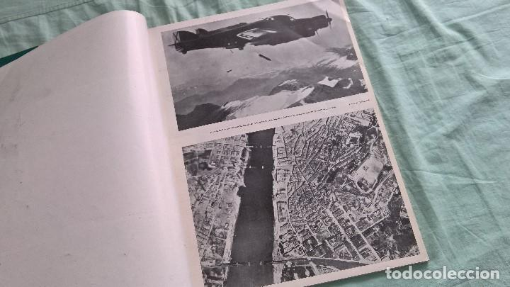Militaria: Vertice..1938..Avance por Cataluña..revista Falange.. - Foto 7 - 195381853