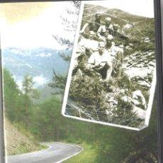 Militaria: DESAFECTOS. ESCLAVOS DE FRANCO EN EL PIRINEO. DVD. BATALLONES DE TRABAJO. Lote 195391108