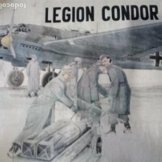 Militaria: LEGIÓN CONDOR.42X30CM.. Lote 195426787