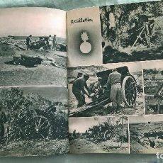 Militaria: ESTAMPAS DE LA GUERRA..5 CUERPO DE EJERCITO..TODO FOTOS.. Lote 195448262