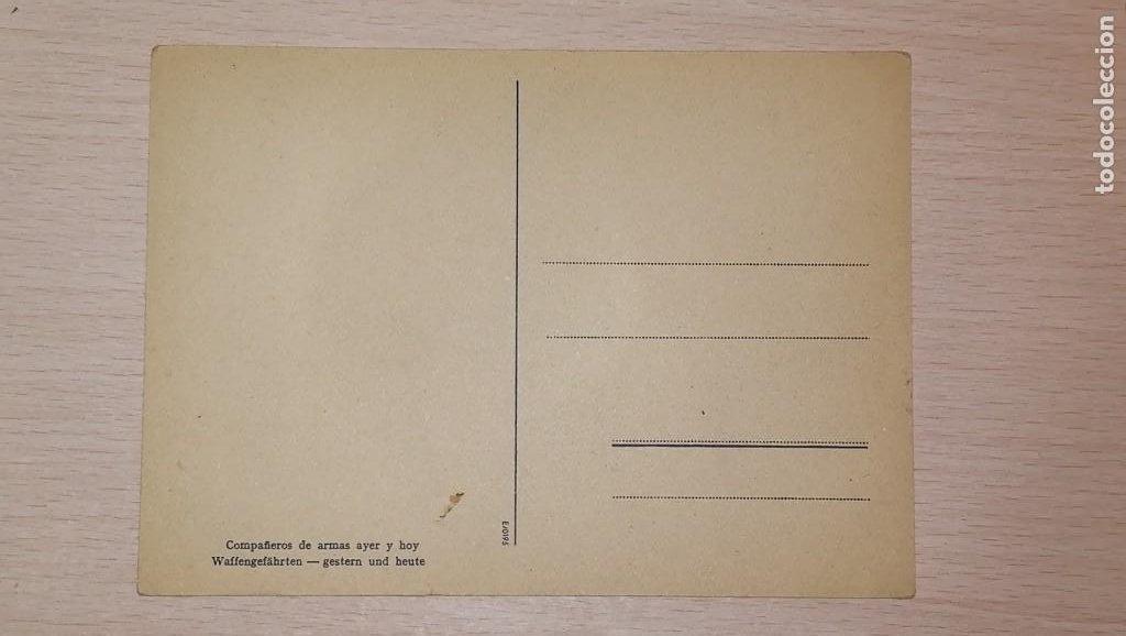 Militaria: POSTAL DIVISION AZUL - Foto 2 - 196325855