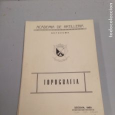 Militaria: TOPOGRAFÍA. Lote 196937873
