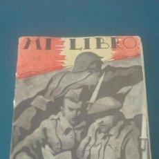 Militaria: MI LIBRO. AGENDA-MANUAL DEL SOLDADO. Lote 197090765