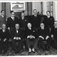 Militaria: AT50- EXTRAORDINARIA FOTOGRAFIA ANTIGUA -GRUPO DE POLITICOS ESPAÑOLES FOTO-PIORTIZ-CRUZ-MADRID 1935. Lote 197478166