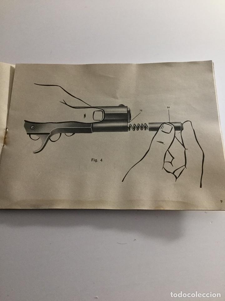 Militaria: Manual pistola Star - Foto 4 - 197831393