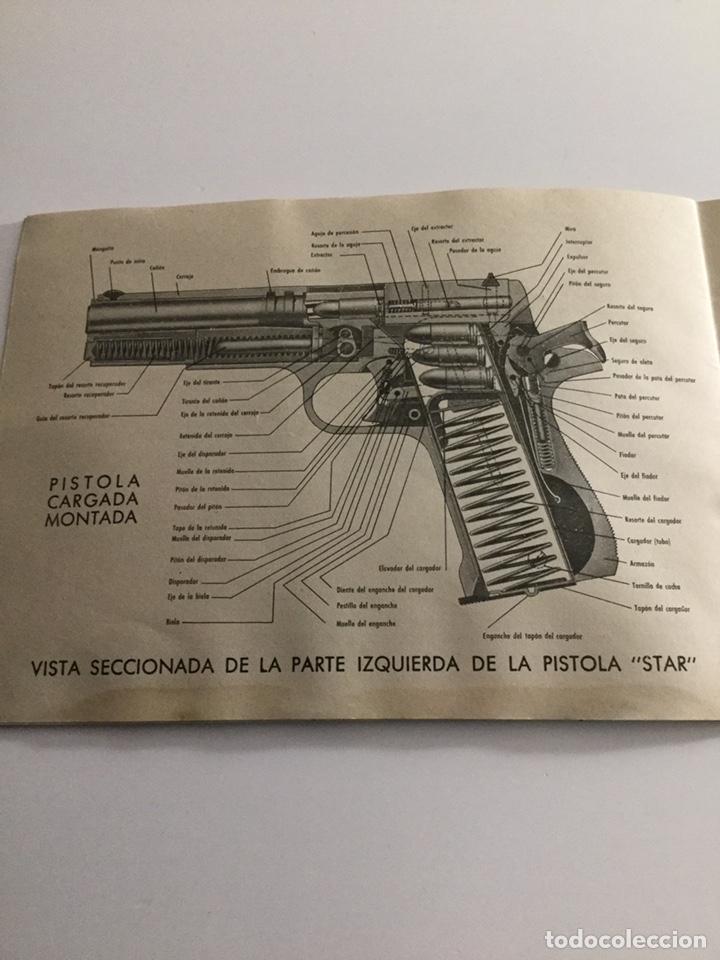 Militaria: Manual pistola Star - Foto 7 - 197831393