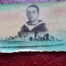 Militaria: MARINERO,DATADA EN 1942.. Lote 198833452