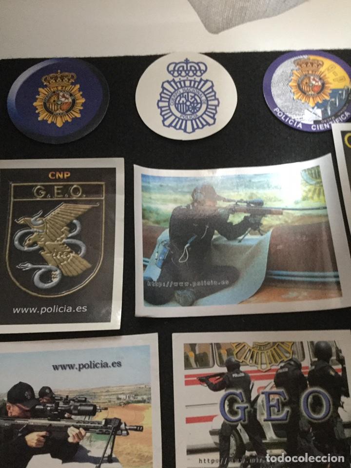 Militaria: Pegatinas Policía Nacional - Foto 2 - 199837477